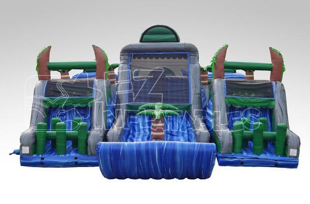 Blue Crush Deluxe Obstacle Course