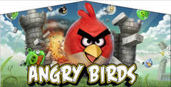 Angry Birds- 15x15