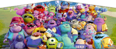 Monsters University- 15x15