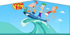 Phineas and Ferb- 15x15