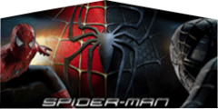 Spiderman Movie- 15x15