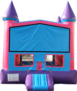 15x15 Pink and Purple Castle
