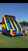 22ft Dual Lane Slide