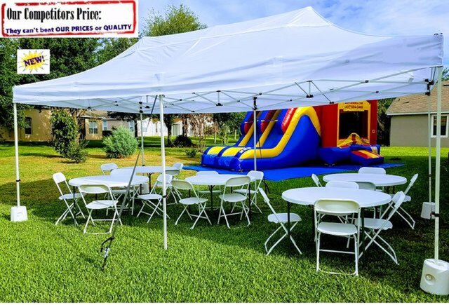Party Tent 10X20