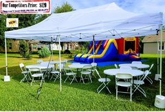 Canopy Tent 10X20 (WHITE)