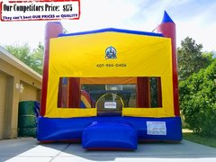Mega (Castle Bounce House)