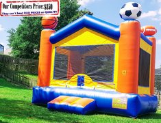 Sports Arena (Bounce House)