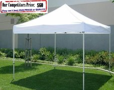 Canopy Tent 10X10 (WHITE)