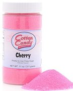 Cherry cotton candy flavor