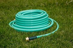 Water Hose (If needed)