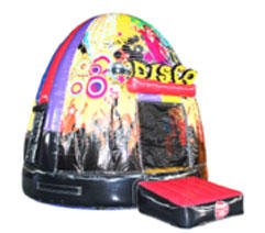 Disco Dome Bouncer