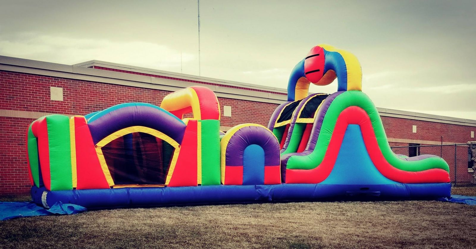 Obstacle Course Rentals Davenport
