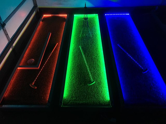 Loco LED Light Up Golf (9 holes)