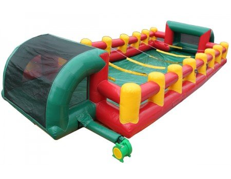Giant Inflatable Foosball Game