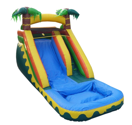 The Tropics 14ft Water Slide