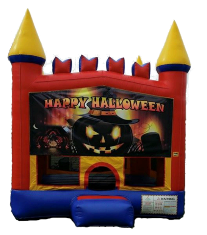 Halloween Castle Bouncer 2