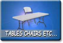 Tables Chairs Extras