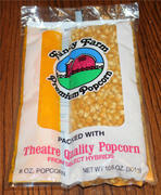 Popcorn Kernel & Oil Packets