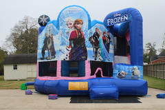 Disney Frozen Combo w Mini Obstacle -Wet