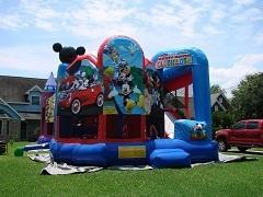Disney Mickey Mouse Clubhouse w Mini Obstacle - Dry