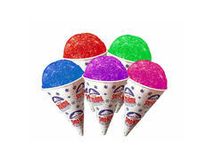 Sno Cone Cups 25ct