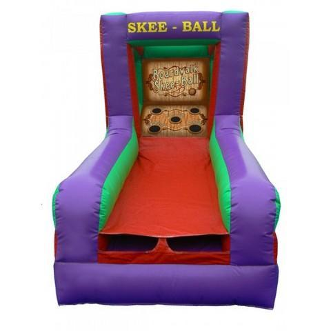 Skee Ball Dry