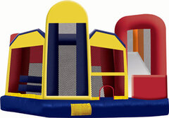 5-in-1 Combo Bouncer Wet