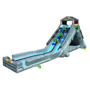 32' Log Jammer Extreme Dual Lane Water Slide