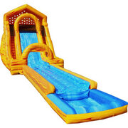 25' Mega Splash Slide