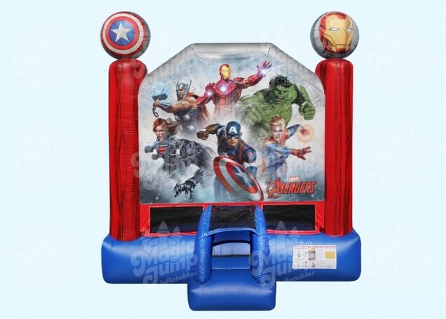 Marvel Avengers Bounce