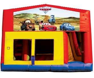 Cars 5n1 Combo Bouncer