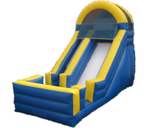 18 Foot Inflatable Slide (Dry Option Only)