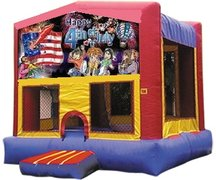 4th of July Bounce House