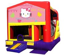 Hello Kitty 4n1 Combo Bouncer