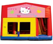 Hello Kitty 5n1 Combo Bouncer