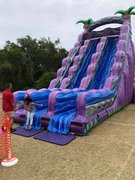 Purple Slide (22 FOOT)