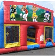 Sports 70 Foot Obstacle Wrap Around Maze