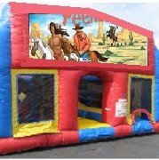 Western 70 Foot Obstacle Wrap Around Maze