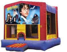 Wizard Bounce House