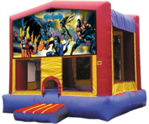 Batman Bounce House