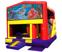 Finding Nemo 4n1 Combo Bouncer