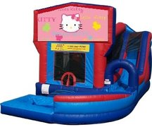 Hello Kitty Jump N Splash Combo