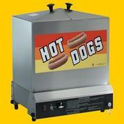 Hot Dog Steamin