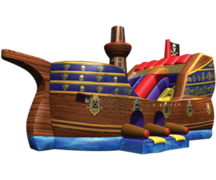 ROYAL TREASURE PIRATE SHIP COMBO