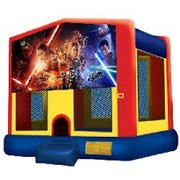 Star Battle Bounce House