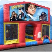 Wizard 70 Foot Obstacle Wrap Around Maze
