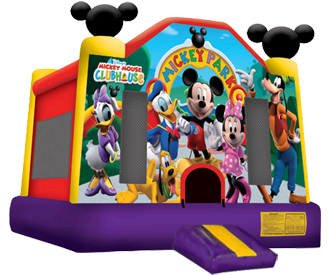 MICKEY MOUSE DELUXE PARK JUMPER