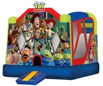 4-N-1 TOY STORY COMBO