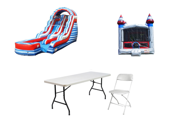 Double Fun party package