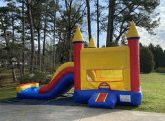 Yellow Castle WaterSlide Combo